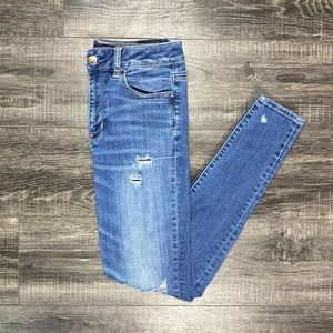 AMERICAN EAGLE Super Stretch High-Rise Jeggings